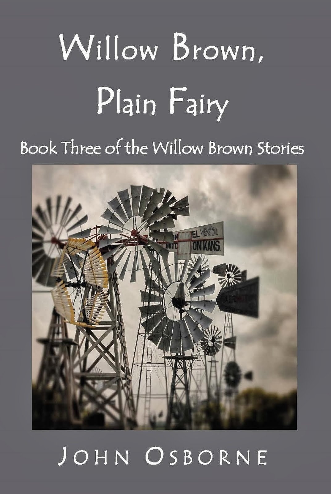 Plain Fairy is avail. at Amazon.com and other outlets.